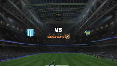 Photo of Live Streaming  Racing Club vs Boca Juniors (Canceled) 23 Mei 2021