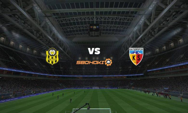 Live Streaming Yeni Malatyaspor vs Kayserispor 3 Mei 2021 1