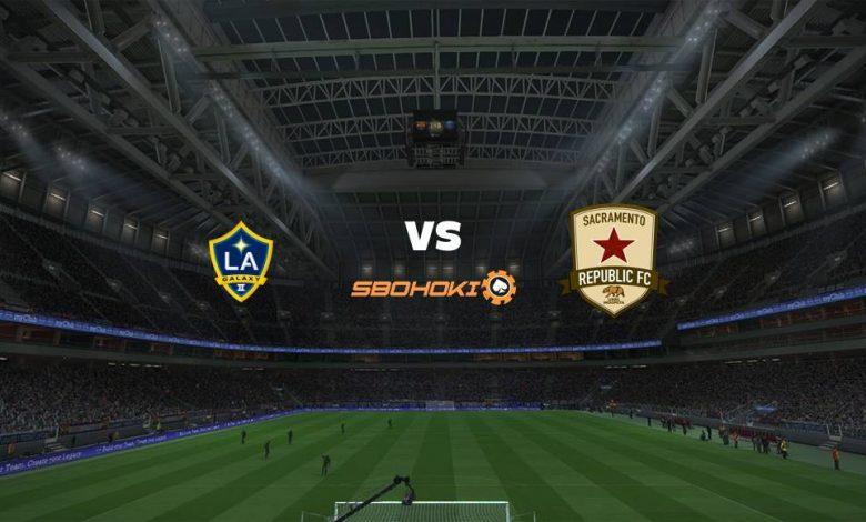 Live Streaming LA Galaxy II vs Sacramento Republic FC 1 Mei 2021 1