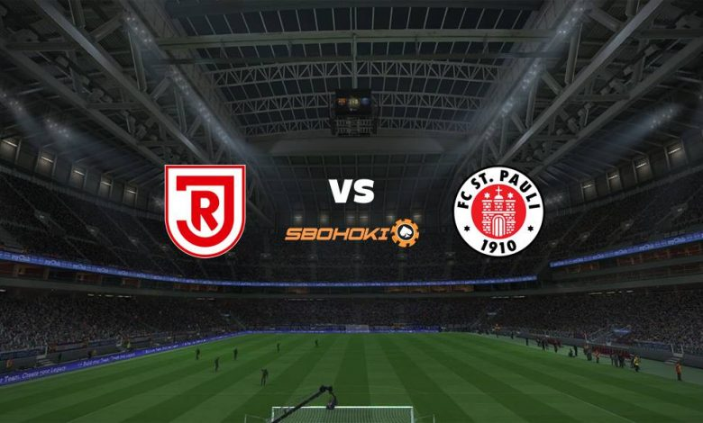 Live Streaming SSV Jahn Regensburg vs St Pauli 23 Mei 2021 1