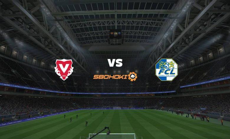 Live Streaming FC Vaduz vs FC Luzern 1 Mei 2021 1