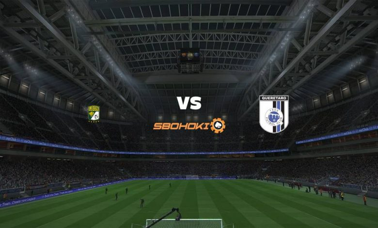 Live Streaming León vs Querétaro 1 Mei 2021 1