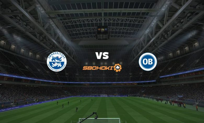 Live Streaming Sonderjyske vs Odense Boldklub 2 Mei 2021 1