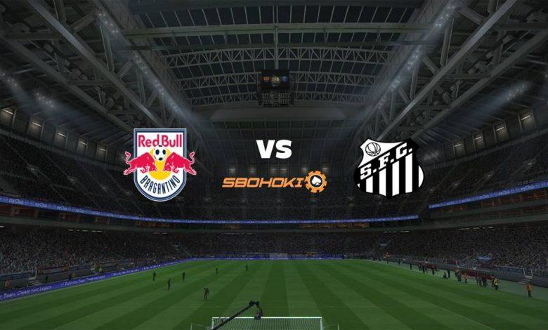 Live Streaming Red Bull Bragantino vs Santos 1 Mei 2021 1