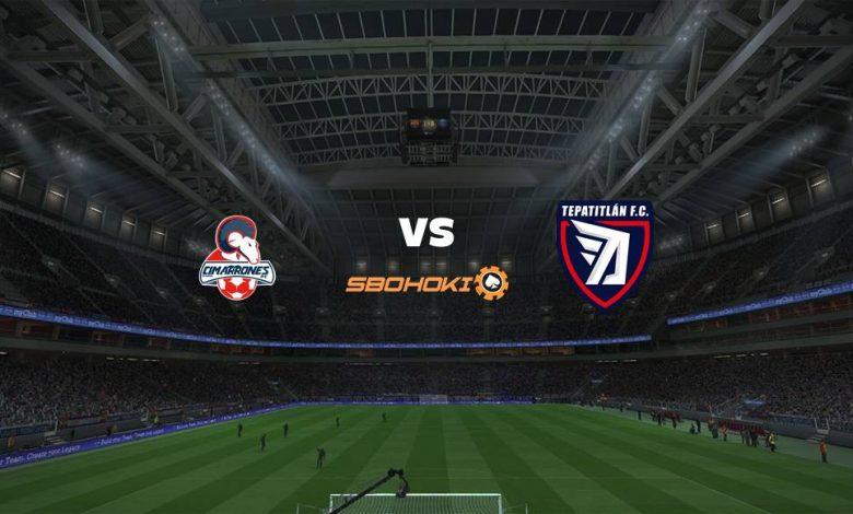 Live Streaming Cimarrones de Sonora vs Tepatitlán FC 2 Mei 2021 1
