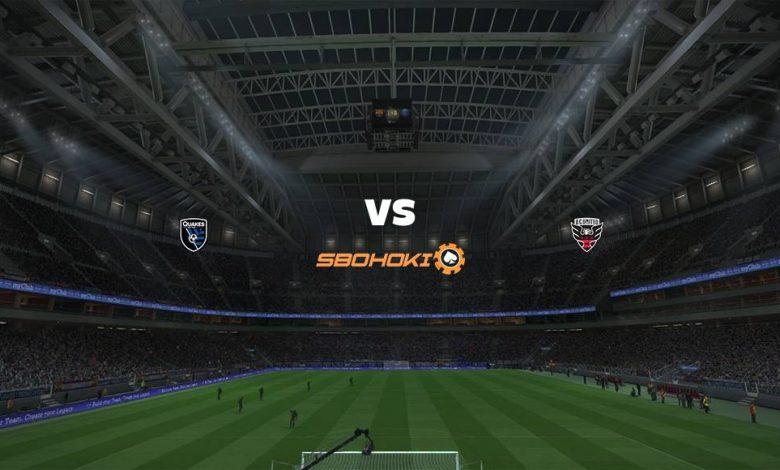 Live Streaming San Jose Earthquakes vs DC United 2 Mei 2021 1