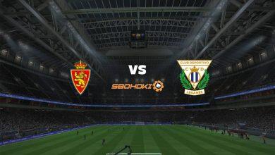 Photo of Live Streaming  Real Zaragoza vs Leganés 30 Mei 2021