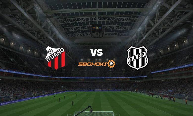 Live Streaming Ituano vs Ponte Preta 3 Mei 2021 1