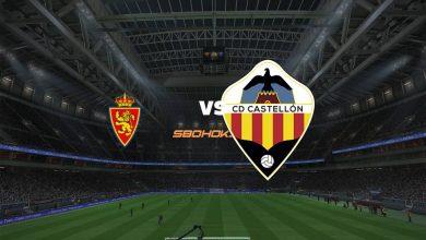 Photo of Live Streaming  Real Zaragoza vs Castellón 20 Mei 2021
