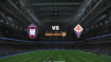 Photo of Live Streaming  Crotone vs Fiorentina 22 Mei 2021