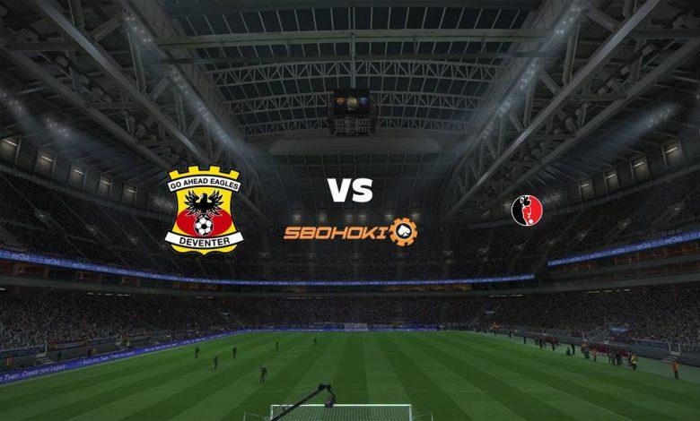 Live Streaming Go Ahead Eagles vs Helmond Sport 2 Mei 2021 1