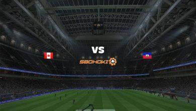 Photo of Live Streaming  Canada vs Haiti 16 Juni 2021