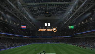 Photo of Live Streaming  North Korea vs Turkmenistan 15 Juni 2021