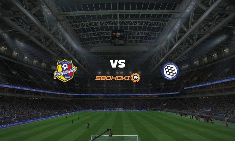 Live Streaming Atlético Venezuela vs Mineros de Guayana 11 Juni 2021 1