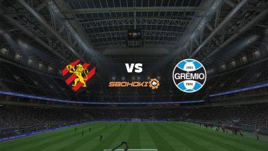 Photo of Live Streaming  Sport vs Grêmio 18 Juni 2021