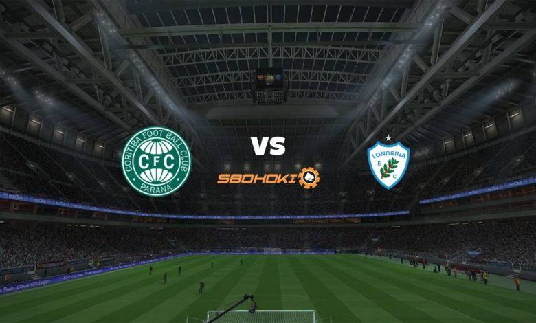 Live Streaming Coritiba vs Londrina 13 Juni 2021 1