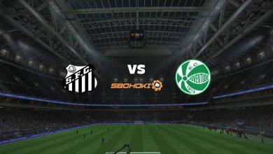 Photo of Live Streaming  Santos vs Juventude 12 Juni 2021
