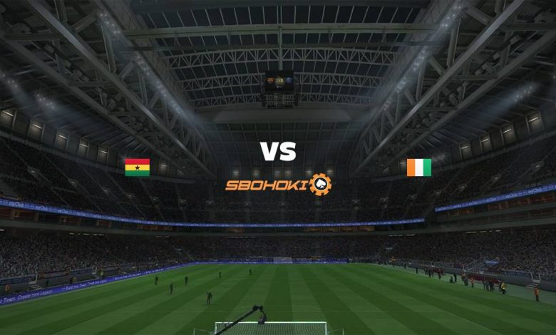 Live Streaming Ghana vs Ivory Coast 12 Juni 2021 1