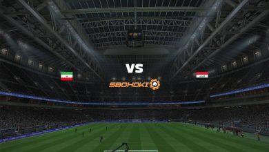 Photo of Live Streaming  Iran vs Iraq 15 Juni 2021