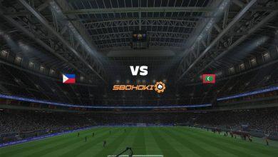 Photo of Live Streaming  Philippines vs Maldives 15 Juni 2021