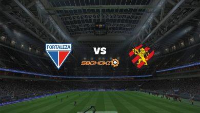 Photo of Live Streaming  Fortaleza vs Sport 13 Juni 2021