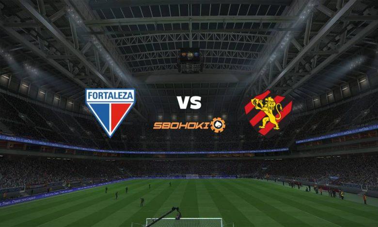 Live Streaming Fortaleza vs Sport 13 Juni 2021 1