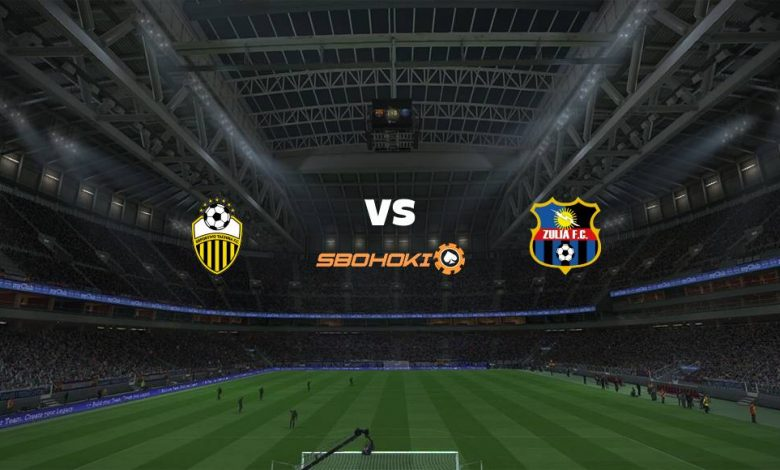 Live Streaming Deportivo Táchira vs Zulia 12 Juni 2021 1