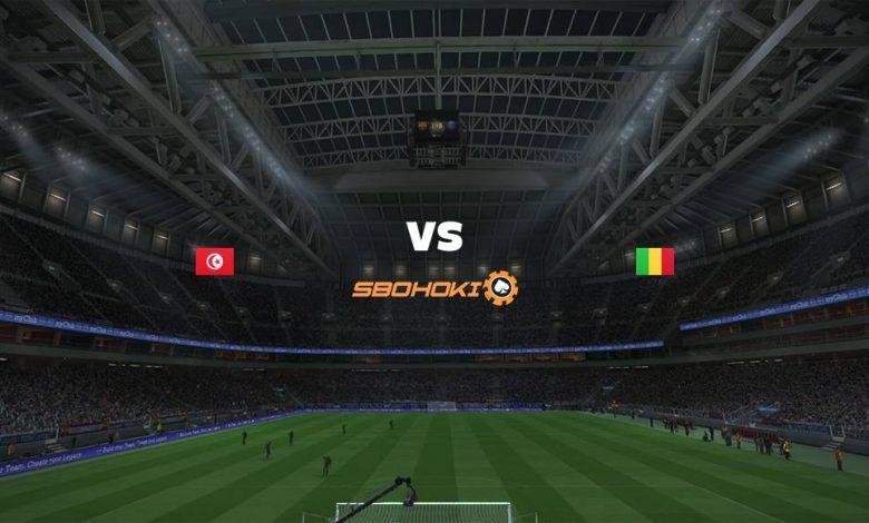Live Streaming Tunisia vs Mali 15 Juni 2021 1