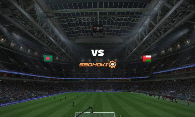 Live Streaming Bangladesh vs Oman 15 Juni 2021 1