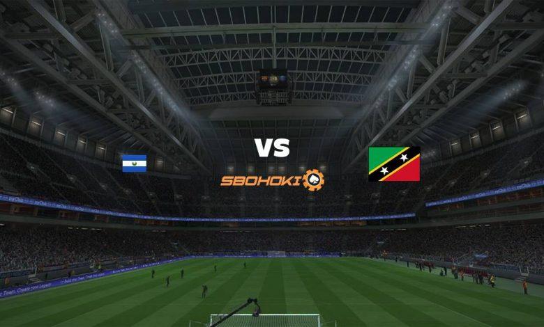 Live Streaming El Salvador vs St. Kitts and Nevis 16 Juni 2021 1