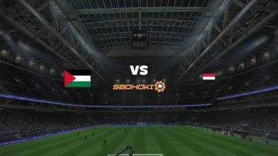 Photo of Live Streaming  Palestine vs Yemen 15 Juni 2021