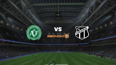 Photo of Live Streaming  Chapecoense vs Ceará 13 Juni 2021