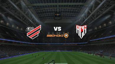 Photo of Live Streaming  Athletico-PR vs Atlético-GO 20 Juni 2021