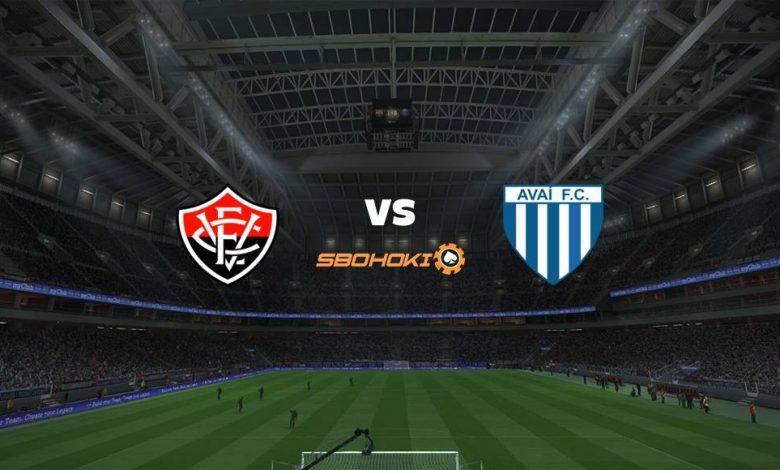 Live Streaming Vitória vs Avaí 31 Juli 2021 1