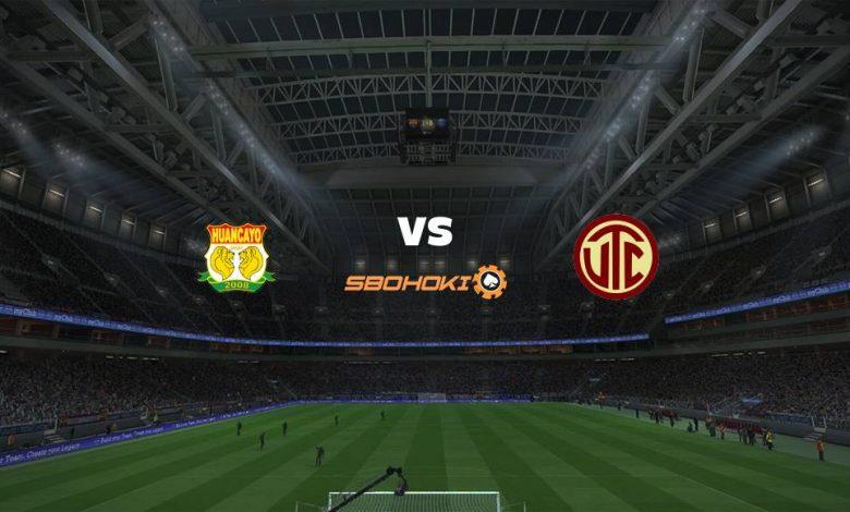 Live Streaming Sport Huancayo vs UTC 31 Juli 2021 1