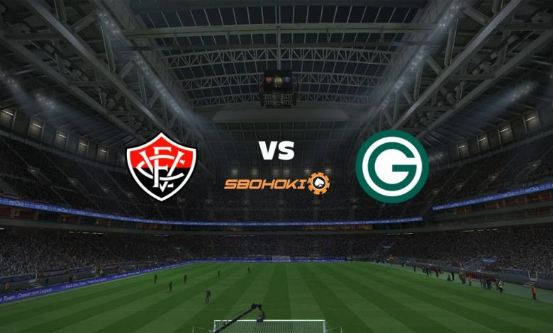 Live Streaming Vitória vs Goiás 4 Juli 2021 1