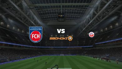 Photo of Live Streaming  1. FC Heidenheim vs Hansa Rostock 15 Agustus 2021