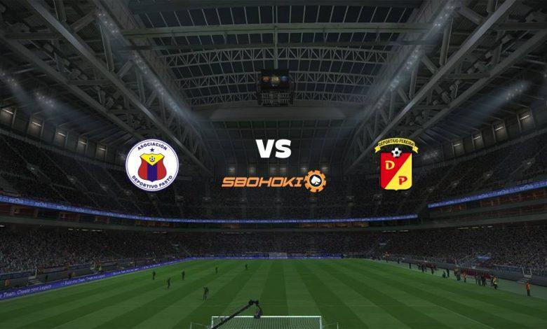 Live Streaming Deportivo Pasto vs Deportivo Pereira 1 Agustus 2021 1