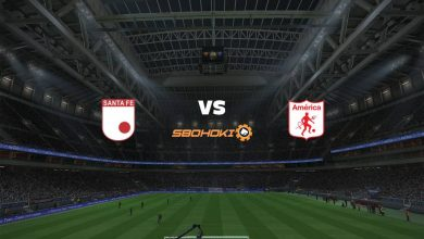 Photo of Live Streaming  Independiente Santa Fe vs América de Cali 29 Agustus 2021