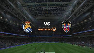 Photo of Live Streaming  Real Sociedad vs Levante 28 Agustus 2021