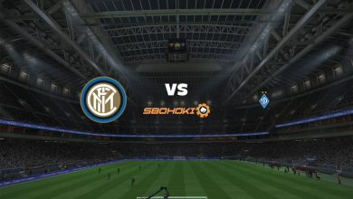 Photo of Live Streaming  Inter Milan vs Dynamo Kiev 14 Agustus 2021
