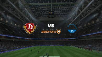 Photo of Live Streaming  Dynamo Dresden vs SC Paderborn 07 29 Agustus 2021