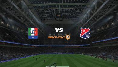Photo of Live Streaming  Once Caldas vs Independiente Medellín 4 Agustus 2021