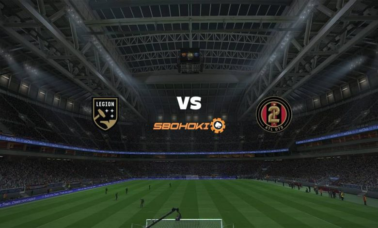 Live Streaming Birmingham Legion FC vs Atlanta United 2 5 Agustus 2021 1
