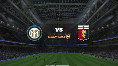 Photo of Live Streaming  Inter Milan vs Genoa 21 Agustus 2021