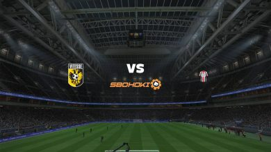 Photo of Live Streaming  Vitesse vs Willem II 22 Agustus 2021