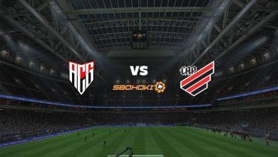Photo of Live Streaming  Atlético-GO vs Athletico-PR 4 Agustus 2021