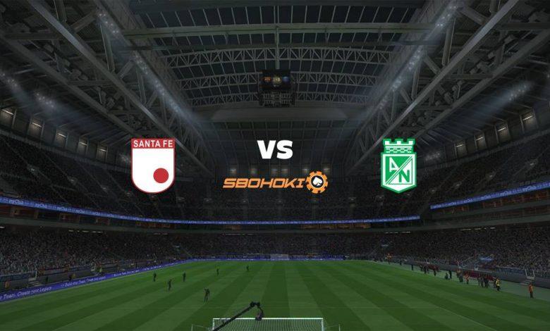 Live Streaming Independiente Santa Fe vs Atlético Nacional 4 Agustus 2021 1