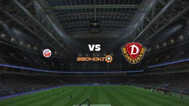 Photo of Live Streaming  Hansa Rostock vs Dynamo Dresden 21 Agustus 2021