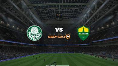 Photo of Live Streaming  Palmeiras vs Cuiabá 22 Agustus 2021